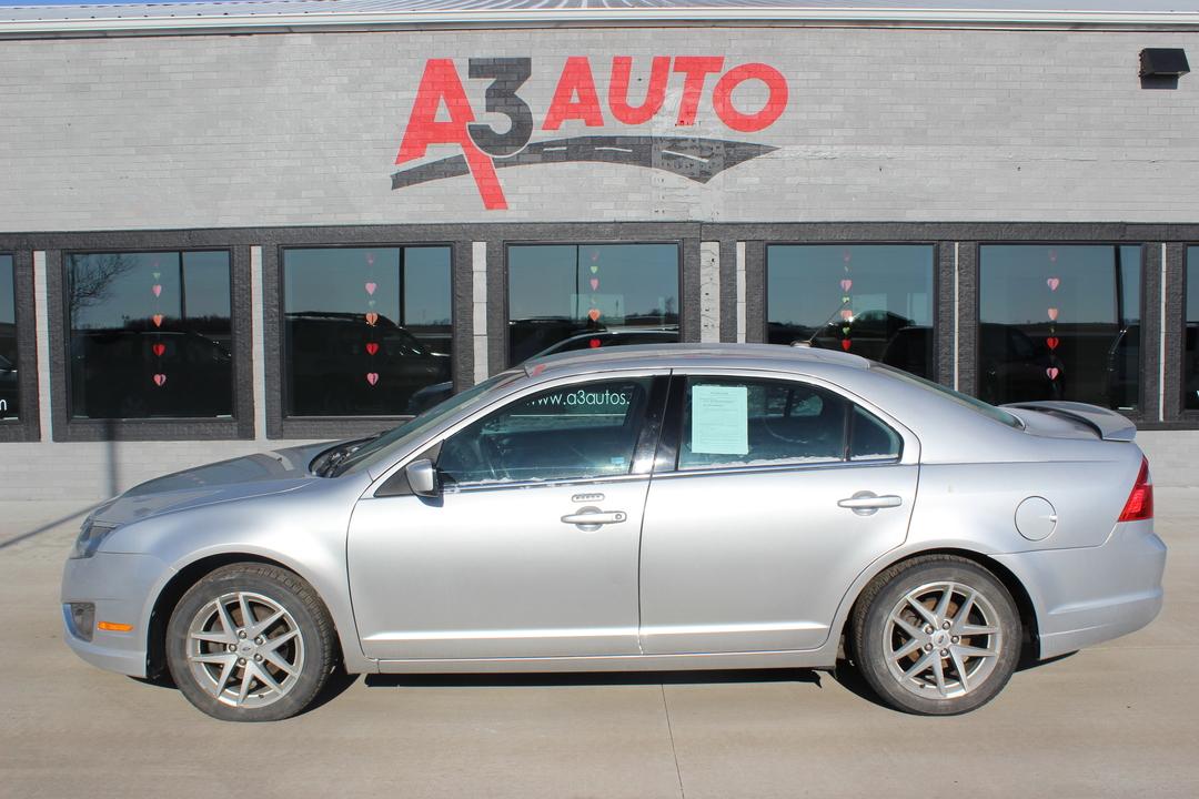 2011 Ford Fusion SEL All Wheel Drive  - 235  - A3 Auto