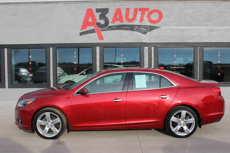 2013 Chevrolet Malibu LTZ for Sale  - 240  - A3 Auto