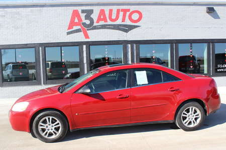 2006 Pontiac G6 V6 Sedan for Sale  - 219  - A3 Auto