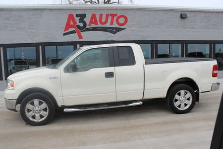 2007 Ford F-150 Lariat Extended Cab 4X4 for Sale  - 225  - A3 Auto