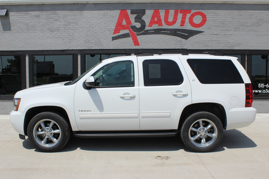 2011 Chevrolet Tahoe LT 4X4  - 329A_1  - A3 Auto