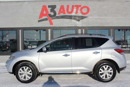 2014 Nissan Murano SV All Wheel Drive for Sale  - 541  - A3 Auto