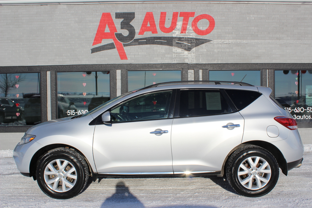 2014 Nissan Murano SV All Wheel Drive  - 541  - A3 Auto