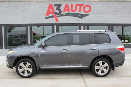 2013 Toyota Highlander Limited 4X4 for Sale  - 440  - A3 Auto