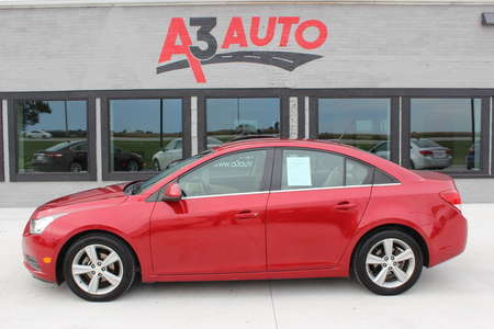 2012 Chevrolet Cruze 2LT for Sale  - 162  - A3 Auto