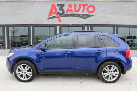 2014 Ford Edge SEL All Wheel Drive for Sale  - 270  - A3 Auto