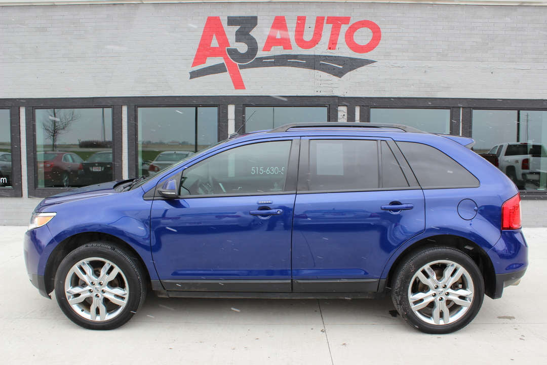 2014 Ford Edge SEL All Wheel Drive  - 270  - A3 Auto