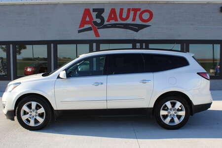 2014 Chevrolet Traverse LTZ All Wheel Drive for Sale  - 160A  - A3 Auto
