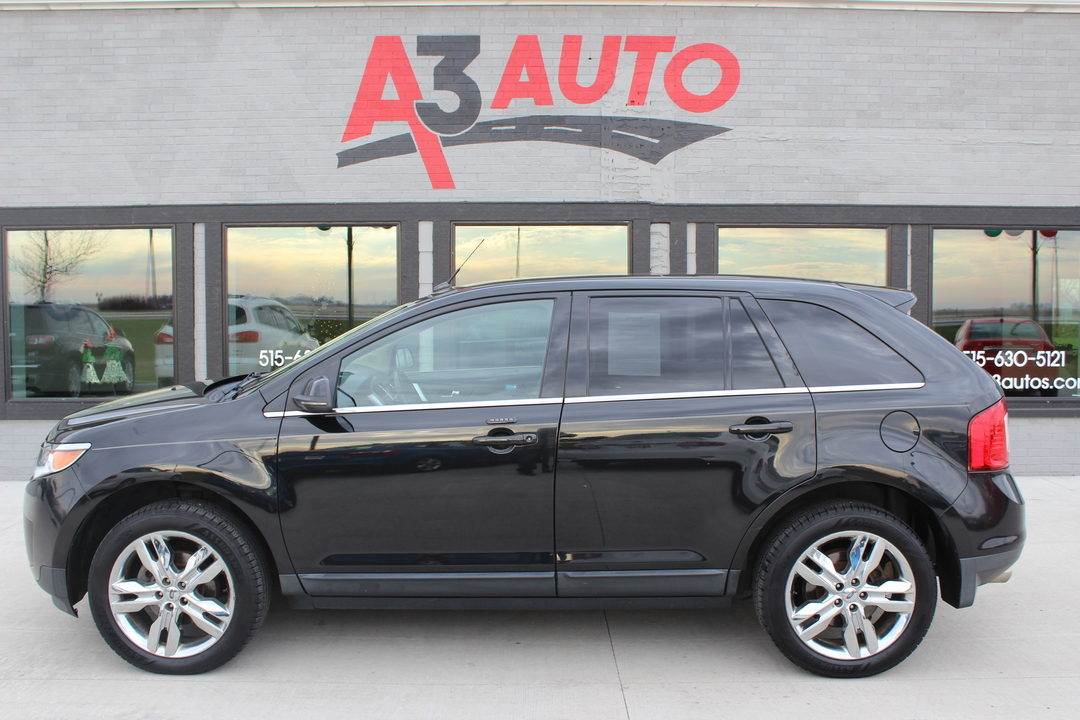 2013 Ford Edge Limited All Wheel Drive  - 483  - A3 Auto