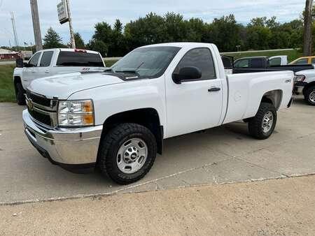 2012 Chevrolet Silverado 2500HD Work Truck 4x4 gas for Sale  - 12  - Exira Auto Sales
