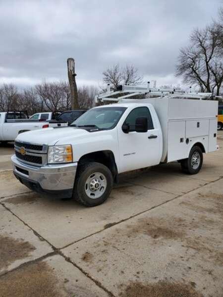 2013 Chevrolet Silverado 2500HD Work Truck 4x4 for Sale  - 13  - Exira Auto Sales