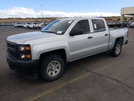 2014 Chevrolet Silverado 1500 Work Truck-crew cab-4x4 for Sale  - 14  - Exira Auto Sales
