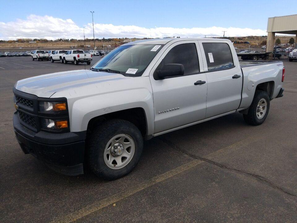2014 Chevrolet Silverado 1500 Work Truck-crew cab  - 14  - Exira Auto Sales