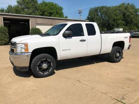 2013 Chevrolet Silverado 2500 HD LT-ext cab shortbed 4x4 gas for Sale  - 13  - Exira Auto Sales