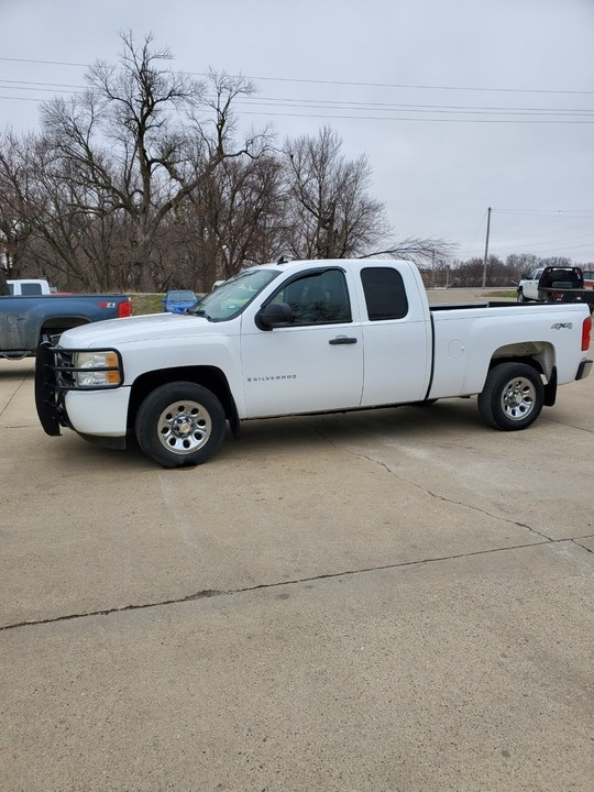 2008 Chevrolet Silverado 1500 Work Truck 5.3-4x4  - 08  - Exira Auto Sales