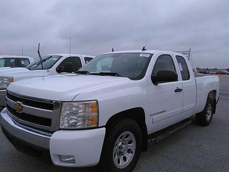 2008 Chevrolet Silverado 1500 ext cab LT,4x4 for Sale  - 08  - Exira Auto Sales
