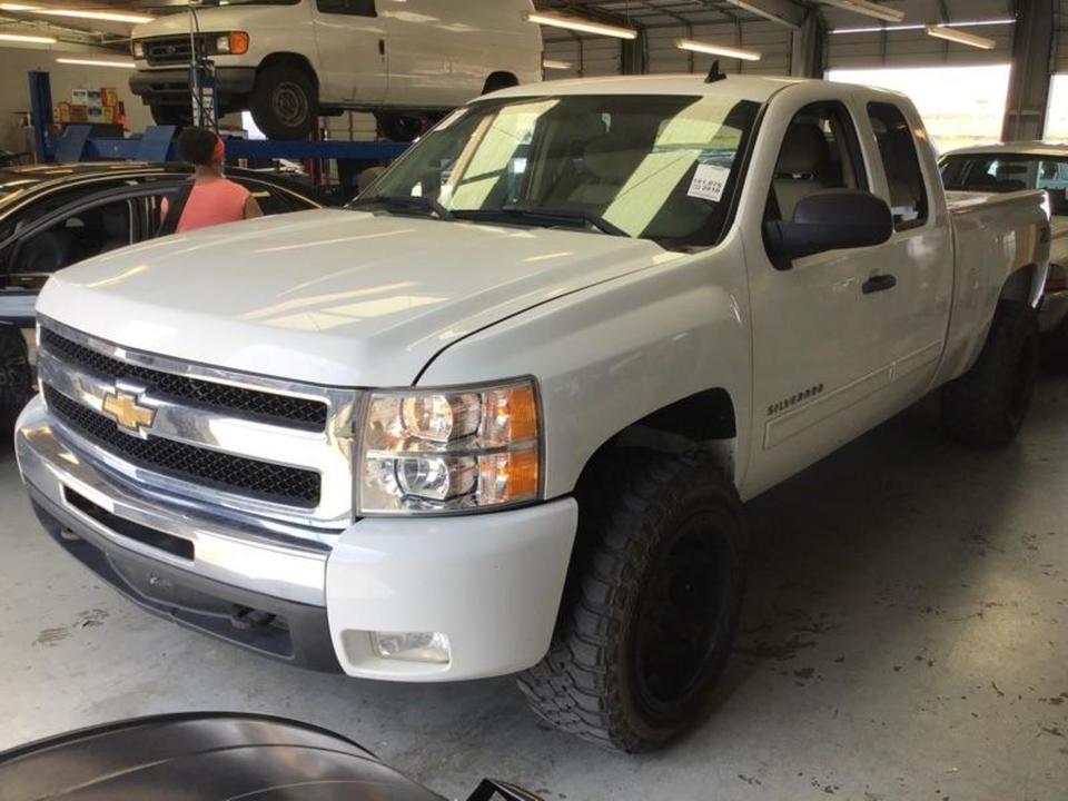 2010 Chevrolet Silverado 1500  - Exira Auto Sales