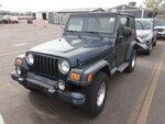 2003 Jeep Wrangler  - Exira Auto Sales