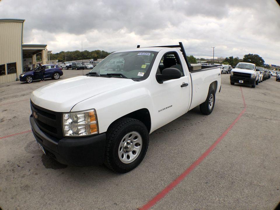 2012 Chevrolet Silverado 1500  - Exira Auto Sales