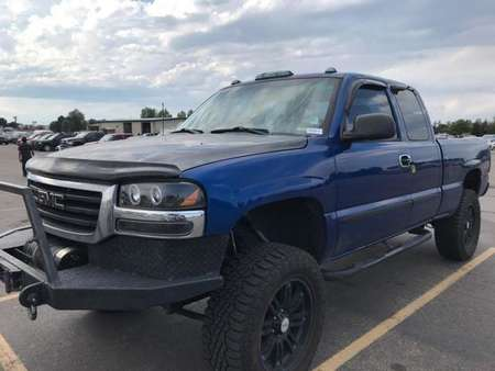 2003 GMC Sierra 1500 Pickup Extended Cab Short Bed 4x4,,no rust for Sale  - 03  - Exira Auto Sales