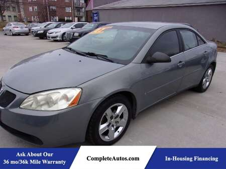 2007 Pontiac G6 Sedan for Sale  - A2801  - Complete Autos