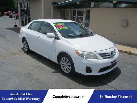 2013 Toyota Corolla LE 4-Speed AT for Sale  - A3042  - Complete Autos