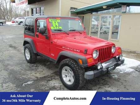 2004 Jeep Wrangler Rubicon for Sale  - P15394  - Complete Autos