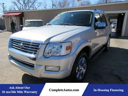 2010 Ford Explorer Limited 4.0L 4WD for Sale  - P15365  - Complete Autos