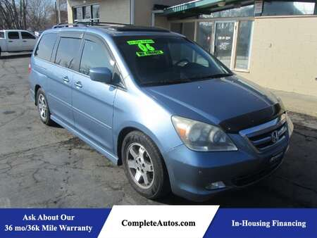 2006 Honda Odyssey Touring w/DVD/NAV for Sale  - R15350  - Complete Autos