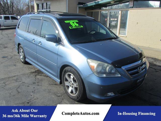 2006 Honda Odyssey Touring w/DVD/NAV  - R15350  - Complete Autos