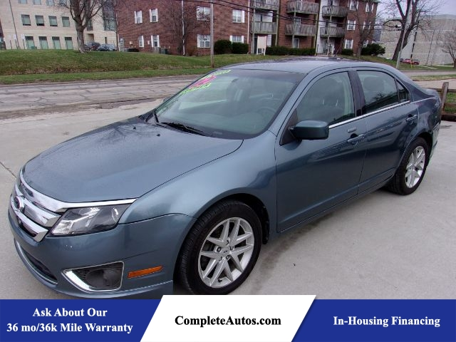 2012 Ford Fusion SEL  - A2940  - Complete Autos