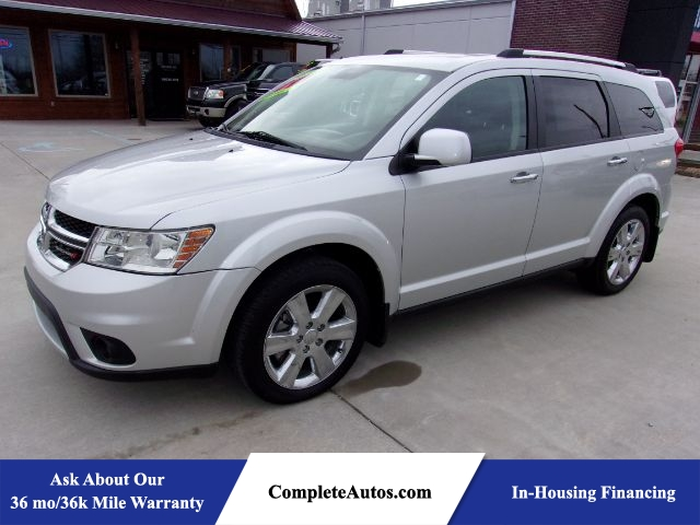 2014 Dodge Journey Limited AWD  - P15896  - Complete Autos