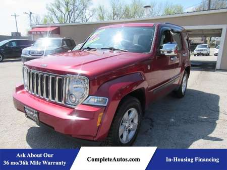 2012 Jeep Liberty Sport 4WD for Sale  - P15415  - Complete Autos