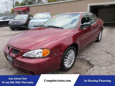 2001 Pontiac Grand Am SE1 sedan for Sale  - R15696  - Complete Autos