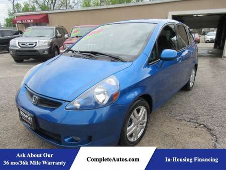 2008 Honda Fit Sport 5-Speed AT for Sale  - P15127A_1A  - Complete Autos