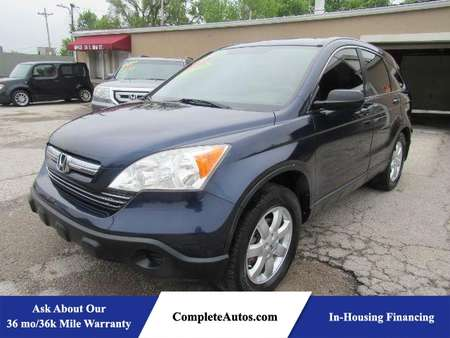 2008 Honda CR-V EX-L 4WD AT with Nav for Sale  - R15451  - Complete Autos