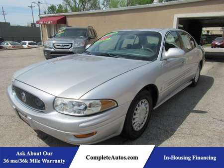 2001 Buick LeSabre Custom for Sale  - R15475  - Complete Autos