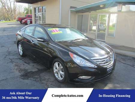 2011 Hyundai Sonata Limited Auto for Sale  - R15392  - Complete Autos