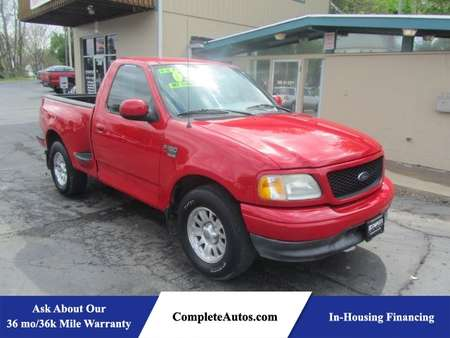 2003 Ford F-150 XLT Flareside 2WD Regular Cab for Sale  - R2995  - Complete Autos