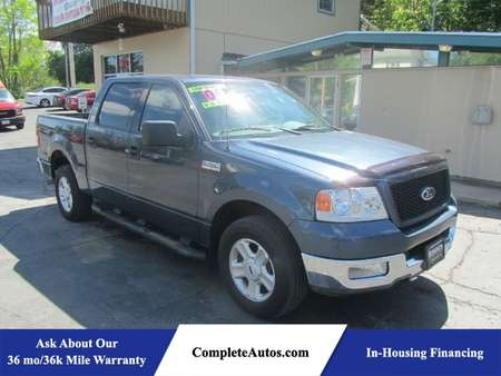 2004 Ford F-150 XLT SuperCrew 2WD for Sale  - A3014  - Complete Autos