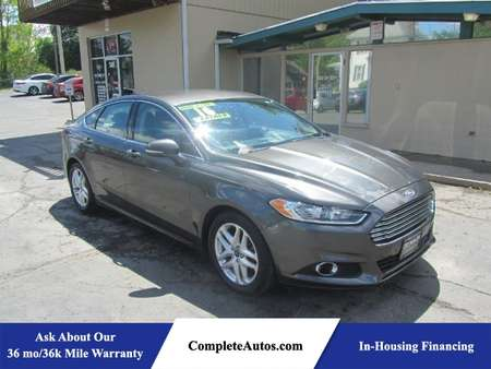 2016 Ford Fusion SE for Sale  - A3016  - Complete Autos