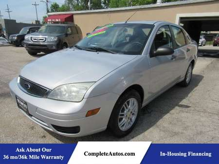 2007 Ford Focus ZX4 S for Sale  - R15488  - Complete Autos