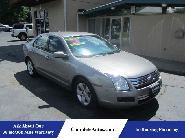 2009 Ford Fusion I4 SE  - A3024  - Complete Autos