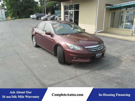 2011 Honda Accord EX-L V-6 Sedan AT for Sale  - A3095  - Complete Autos