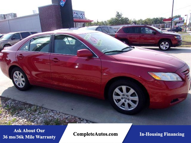 2009 Toyota Camry XLE V6 6-Spd AT  - A3105  - Complete Autos