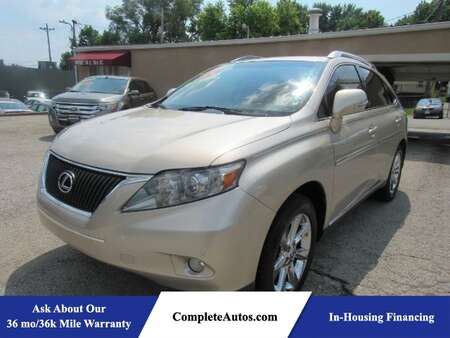 2012 Lexus RX 350 FWD for Sale  - P15577  - Complete Autos