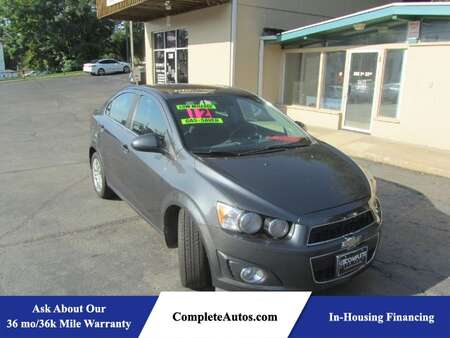 2012 Chevrolet Sonic 2LT Sedan for Sale  - A3083  - Complete Autos