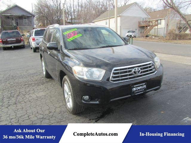 2009 Toyota Highlander Limited 4WD  - A3175  - Complete Autos