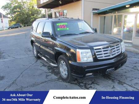 2005 Cadillac Escalade AWD for Sale  - R3086  - Complete Autos