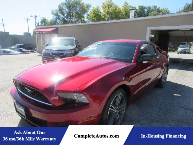 2014 Ford Mustang V6 Coupe  - P15704  - Complete Autos
